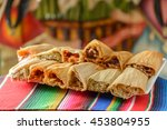 Colorful Traditional Mexican...