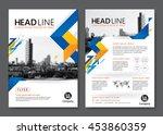 brochure template design....   Shutterstock .eps vector #453860359