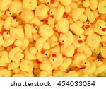 Rubber Yellow Duck Toy...