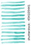 abstract marine watercolor... | Shutterstock . vector #454105441