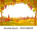 vector illustration of... | Shutterstock .eps vector #454148635