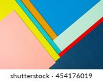 abstract colorful background.... | Shutterstock . vector #454176019