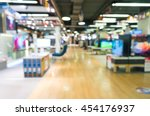 electronic department store... | Shutterstock . vector #454176937