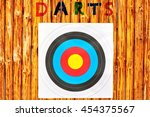 new colorful dart | Shutterstock . vector #454375567