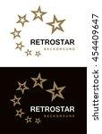 blue star | Shutterstock .eps vector #454409647
