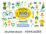 Brazil Set With Sports And...