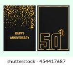 vector illustration of... | Shutterstock .eps vector #454417687