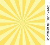 Abstract Radial Sun Burst...