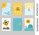 Greeting Card  Summer ...