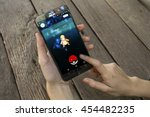 eeklo belgium july 19 2016  ... | Shutterstock . vector #454482235