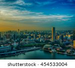 singapore   january 17  2017 ... | Shutterstock . vector #454533004