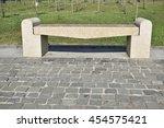 Yellow Stone Bench