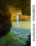 Beautiful Cave In The Algarve...