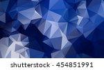 geometric pattern  triangles... | Shutterstock .eps vector #454851991