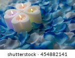 Clover  Heart Of Candles