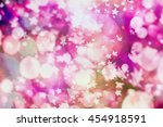 christmas background.holiday... | Shutterstock . vector #454918591