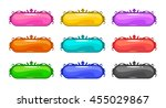 colorful vector buttons set....