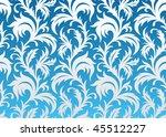 seamless wallpaper | Shutterstock .eps vector #45512227