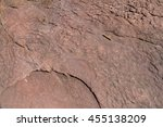 Pattern On Sandstone Erosion...