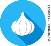 garlic   Shutterstock .eps vector #455205355