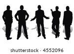 businessmen | Shutterstock .eps vector #4552096