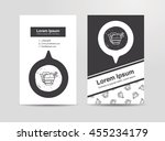doodle noodle | Shutterstock .eps vector #455234179