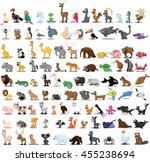 super big set of different... | Shutterstock .eps vector #455238694