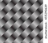 geometric seamless pattern.... | Shutterstock .eps vector #455290639