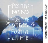 lifestyle positive thoughts