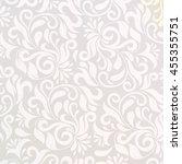 pattern in arabic style.... | Shutterstock . vector #455355751