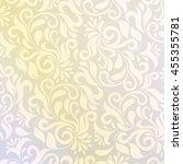 pattern in arabic style.... | Shutterstock . vector #455355781