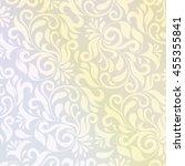 pattern in arabic style.... | Shutterstock . vector #455355841