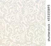 pattern in arabic style.... | Shutterstock . vector #455355895