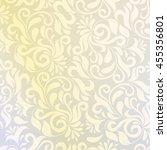 pattern in arabic style.... | Shutterstock . vector #455356801