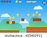 platformer game assets