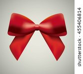 ribbon concept represented by...   Shutterstock .eps vector #455406814