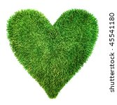 Heart Made Of Grass