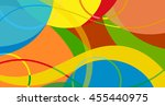 abstract colorful background... | Shutterstock .eps vector #455440975