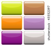 collection of brightly colored... | Shutterstock .eps vector #45552397