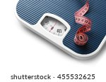 Bathroom Scale With Measuring...