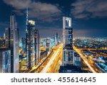 Scenic Dubai Downtown...