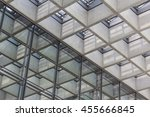 architecture detail   abstract... | Shutterstock . vector #455666845