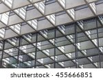 architecture detail   abstract... | Shutterstock . vector #455666851