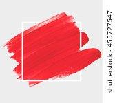 art abstract background brush... | Shutterstock .eps vector #455727547