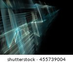 abstract background element.... | Shutterstock . vector #455739004