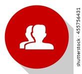 user icon | Shutterstock .eps vector #455756431