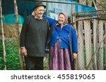 alba  romania   april 22  2015  ... | Shutterstock . vector #455819065