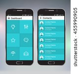 mobile app user interface design