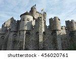 gravensteen | Shutterstock . vector #456020761
