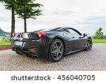 san marino  italy   june 21 ... | Shutterstock . vector #456040705
